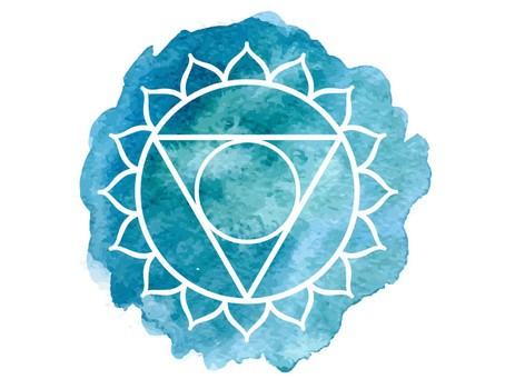 A Journey through the Chakras - The Throat Chakra