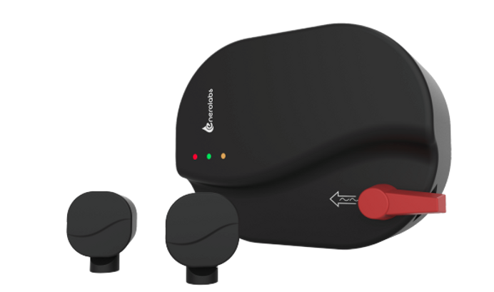 Enero Smart Water Monitor with 2 Room Sensors