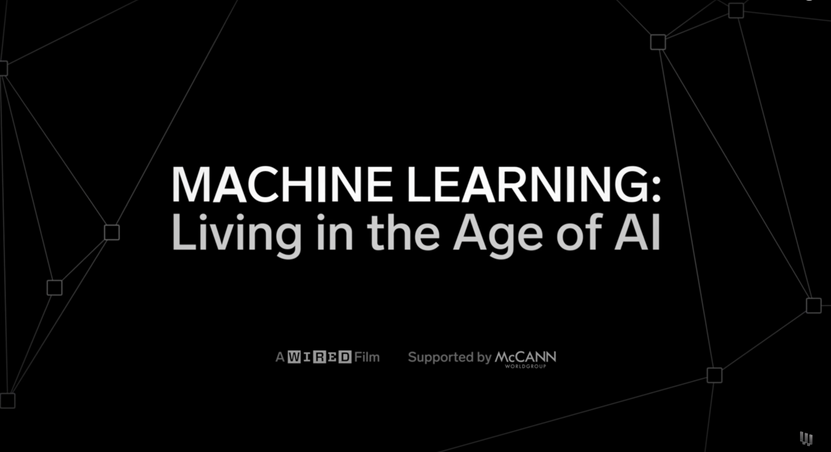 Machine Leaning: Living in the Age of A.I.