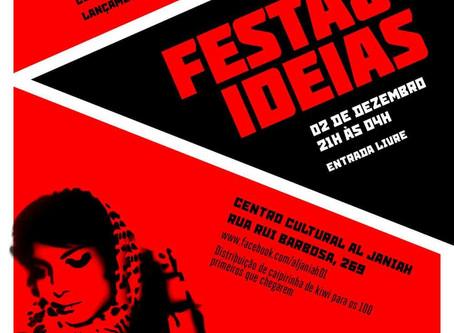 CAPITAL/INTERIOR no Festa&Ideias da Kiwi Cia de Teatro
