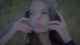 Ana Matey.Performance Art en Cala d´Hort