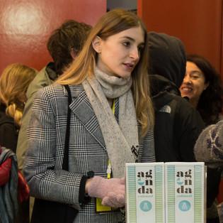 Valent discurs de Jaume Carrió en la recepció de la presidenta Francina Armengol i la Consellera de