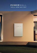 tesla powerwall brochure, powerwall 2 brochure