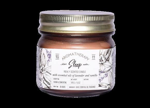 SLEEP - Aromatherapy Candle