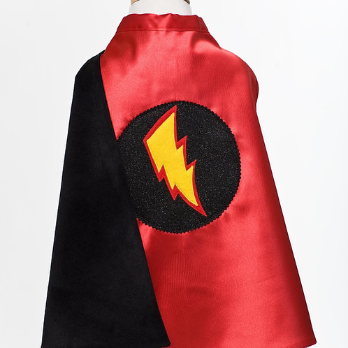 Bolt-red Cape