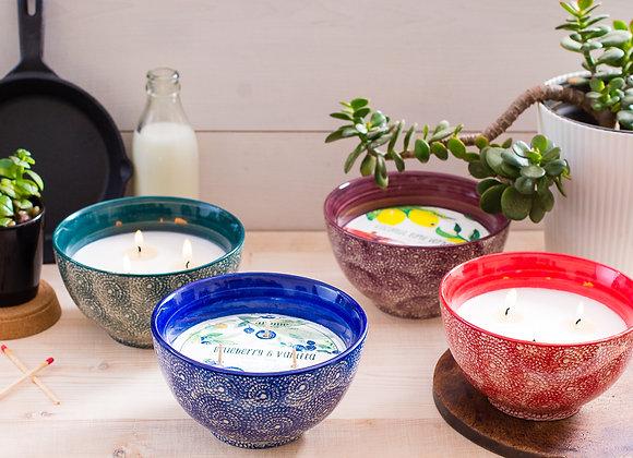 Bandhani Bowls