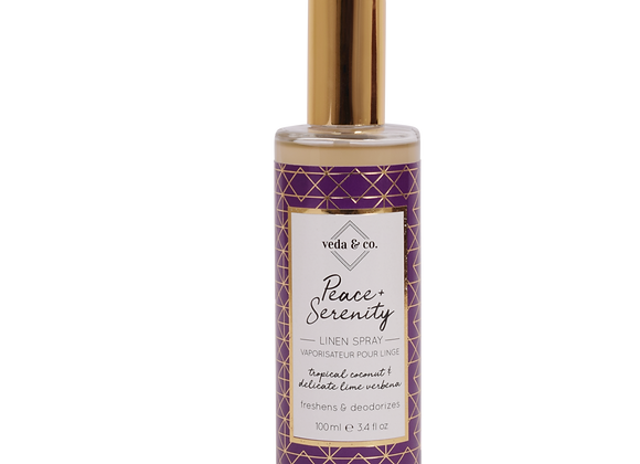 Linen Spray - Peace & Serenity