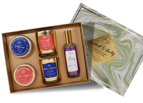 Mind & Body Large Assorted Gift Set - Pick Five
