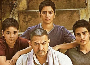 Dangal - A Film Review Through the Lens of a Family Therapist and Movie Lover!