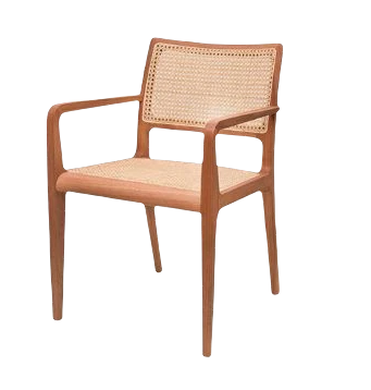 Cadeira Ully com braços / Ully Chair with Arms