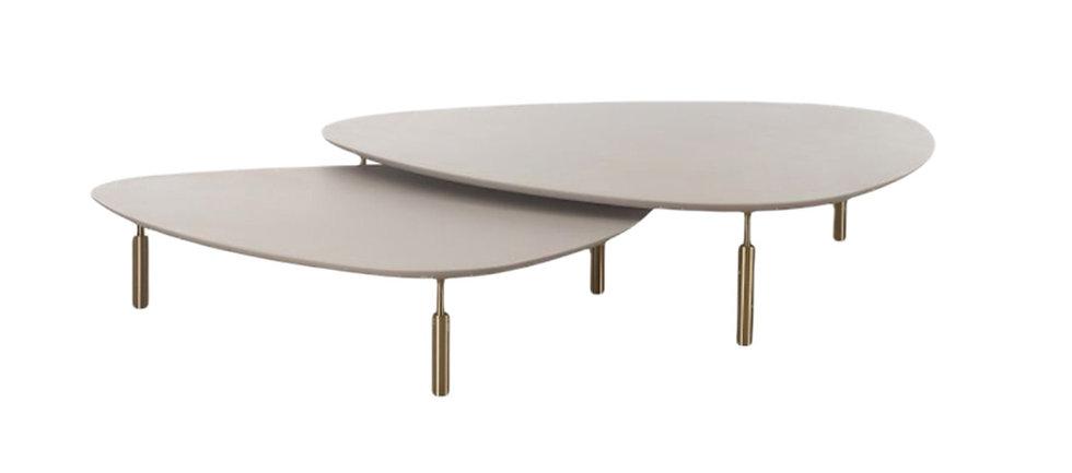 Mesa de Centro Chocolate / Chocolate Center Table