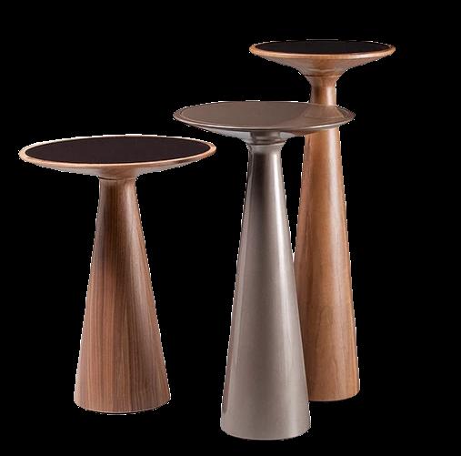 Mesa Lateral Tray / Tray Side Table