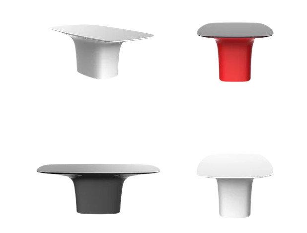 Mesa UFO / UFO Dinning Table by Ora-Ïto - VONDOM