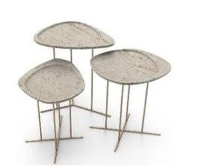 Mesa Lateral Yaeno / Yaeno Side Table