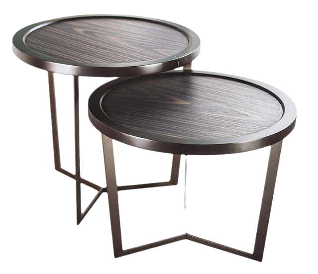 Mesa Lateral Lunox / Lunox Side Tables