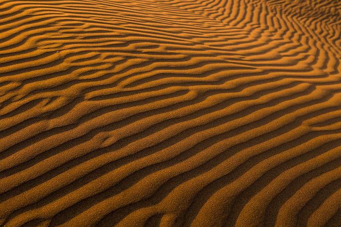 Dunes de sable