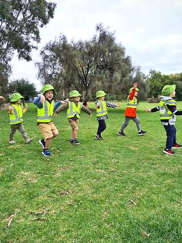 bush kinder astra early learning port melbourne