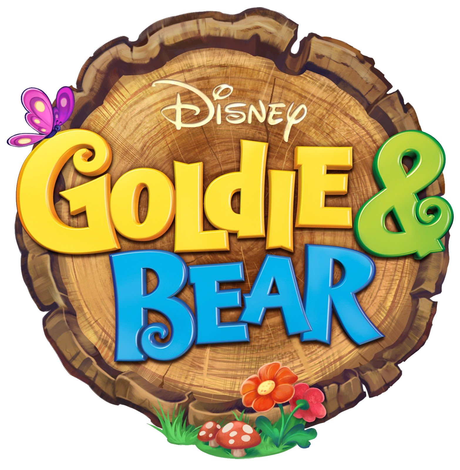 Disney's Goldie & Bear