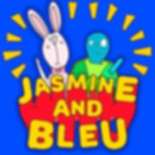 Jasmine & Bleu - AlbumCover