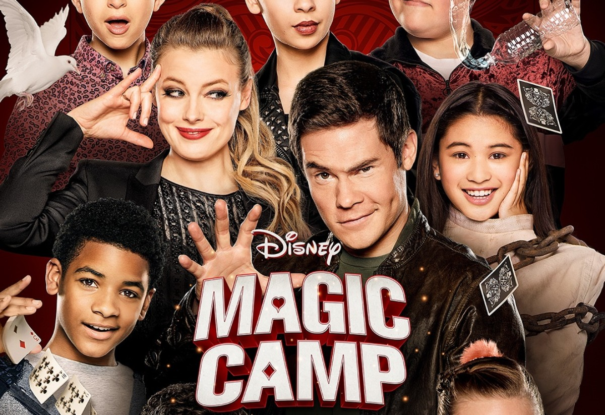 Magic Camp on Disney+