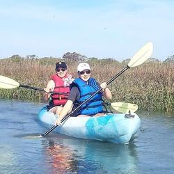 Double or Triple Kayak Rental