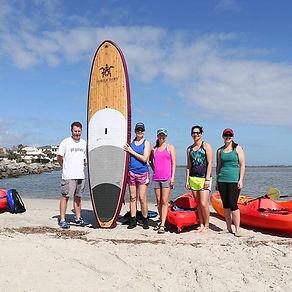 Single Kayak or Paddleboard