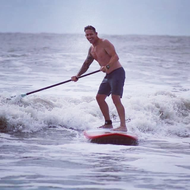 Paddleboard (SUP) Surf Lesson