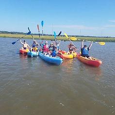 #kayak #kayakrentals #turtletidesssi #tu