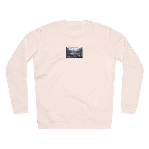 Organic Sweatshirt: Valley