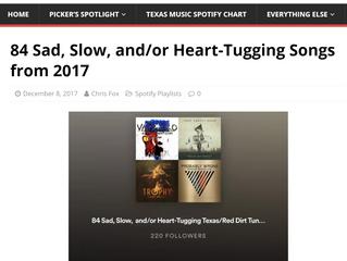 Blue Lark Artists Score 10 Songs!