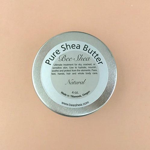 Pure Shea Butter 4oz