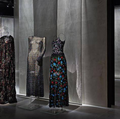 Armani Silos, das Museum des mailander Modeschöpfers. Architekt Tadao Ando