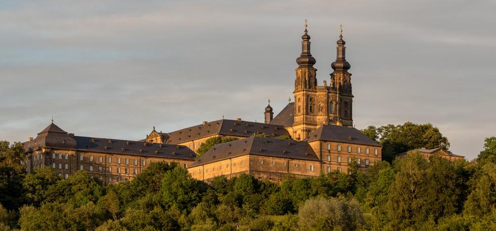 Kloster Banz (Foto: R. Mol)