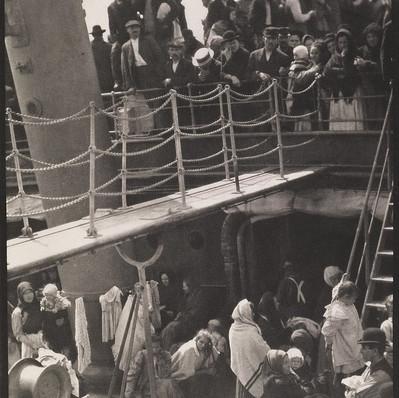 Alfred Stieglitz:  The Steerage,1907