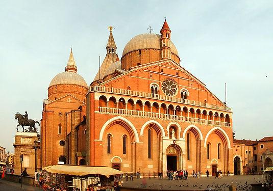 Padova, die Basilika (Sant'Antonio da Padova)