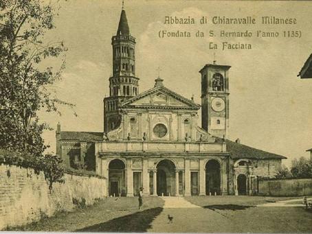 Das unbekannte Milano: die Kartause von Chiaravalle (1135)