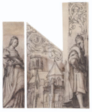 Design_for_Organ_Shutters,_Hans_Holbein_