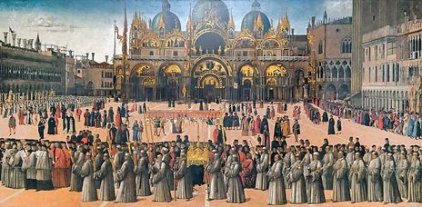 Accademia_-_Procession_in_piazza_San_Mar