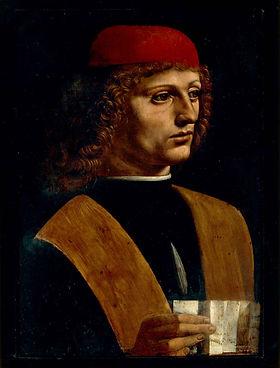 Ambrosiana-Leonardo-da-Vinci-Ritratto-di