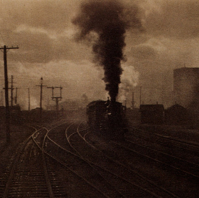 Alfred Stieglitz: The Hand of Man, 1902
