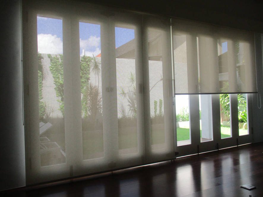 Roller Blind - Private House, Canggu