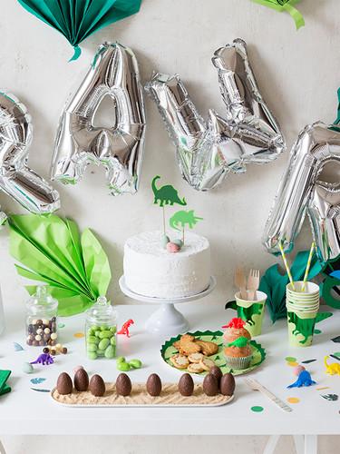Dino Party_ConfetiyPurpurina