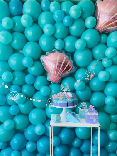 Balloon Wall Bajo el Mar 2020