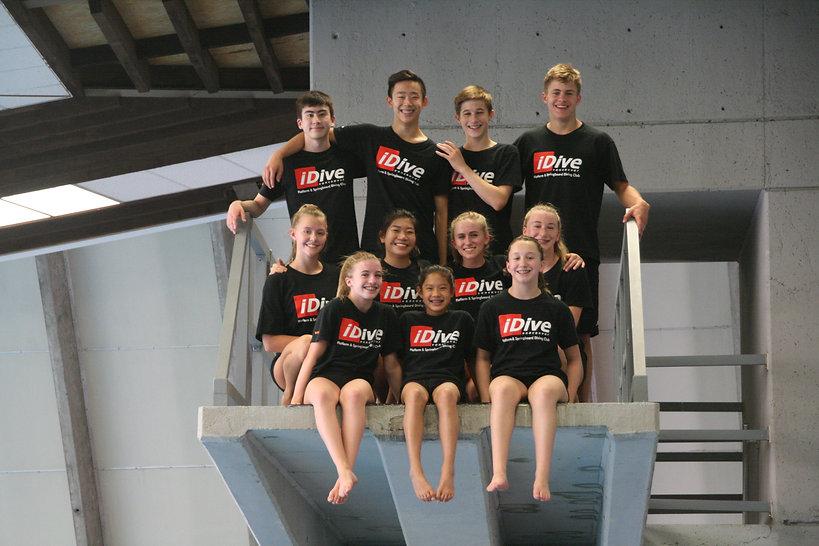 iDive Team