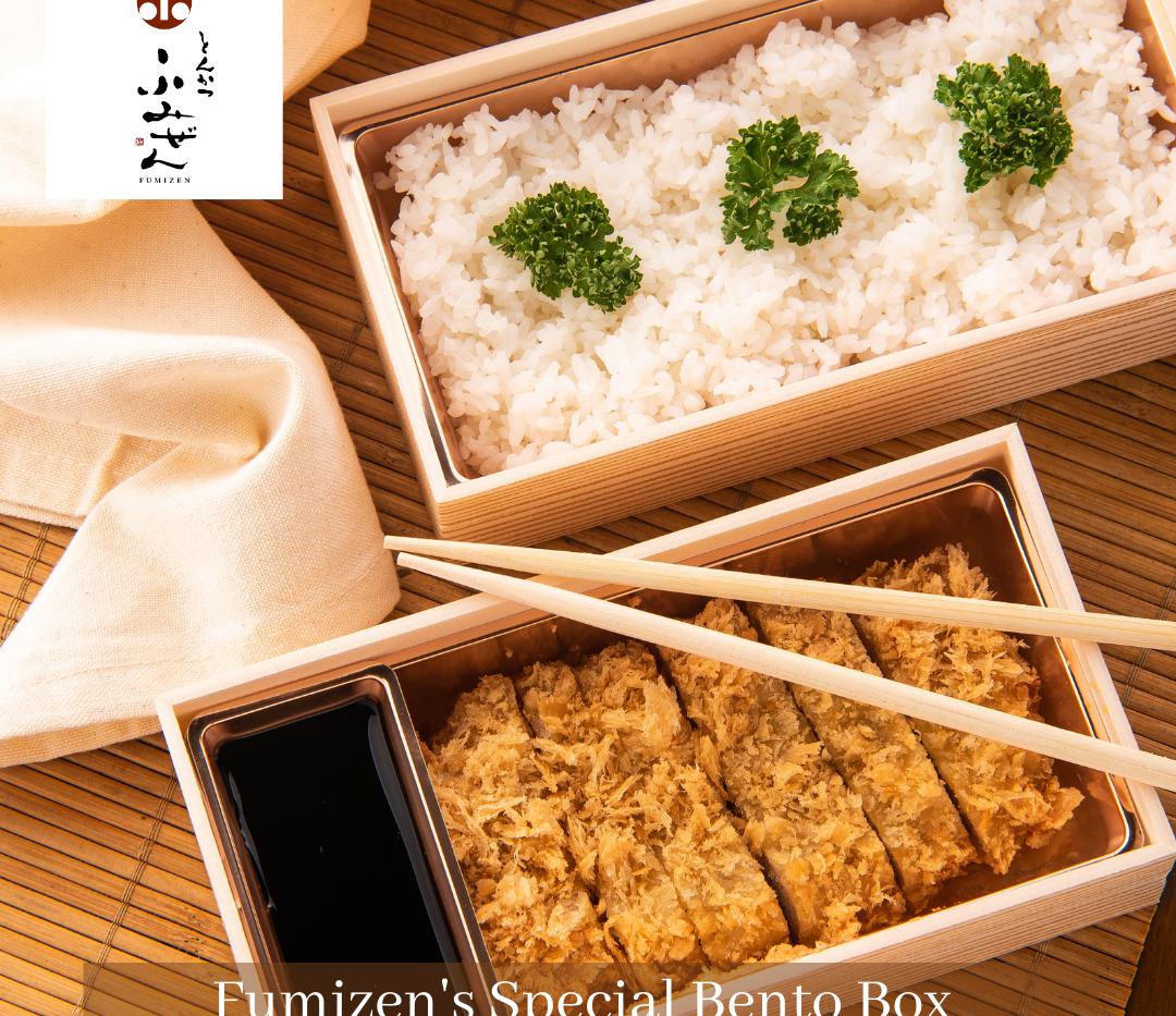 Fumizen's Special Bento Box