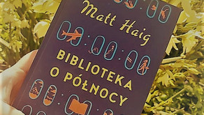"""Biblioteka o północy"" – Matt Haig"