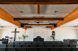 Beacon church befores by Baribeau Construction