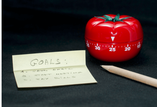What do tomatoes and productivity have in common?