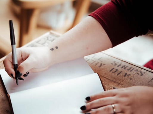 3 reasons why writing should be a priority for you as a scientist
