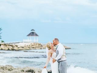 Christina & Eric - Montego Bay, Jamaica